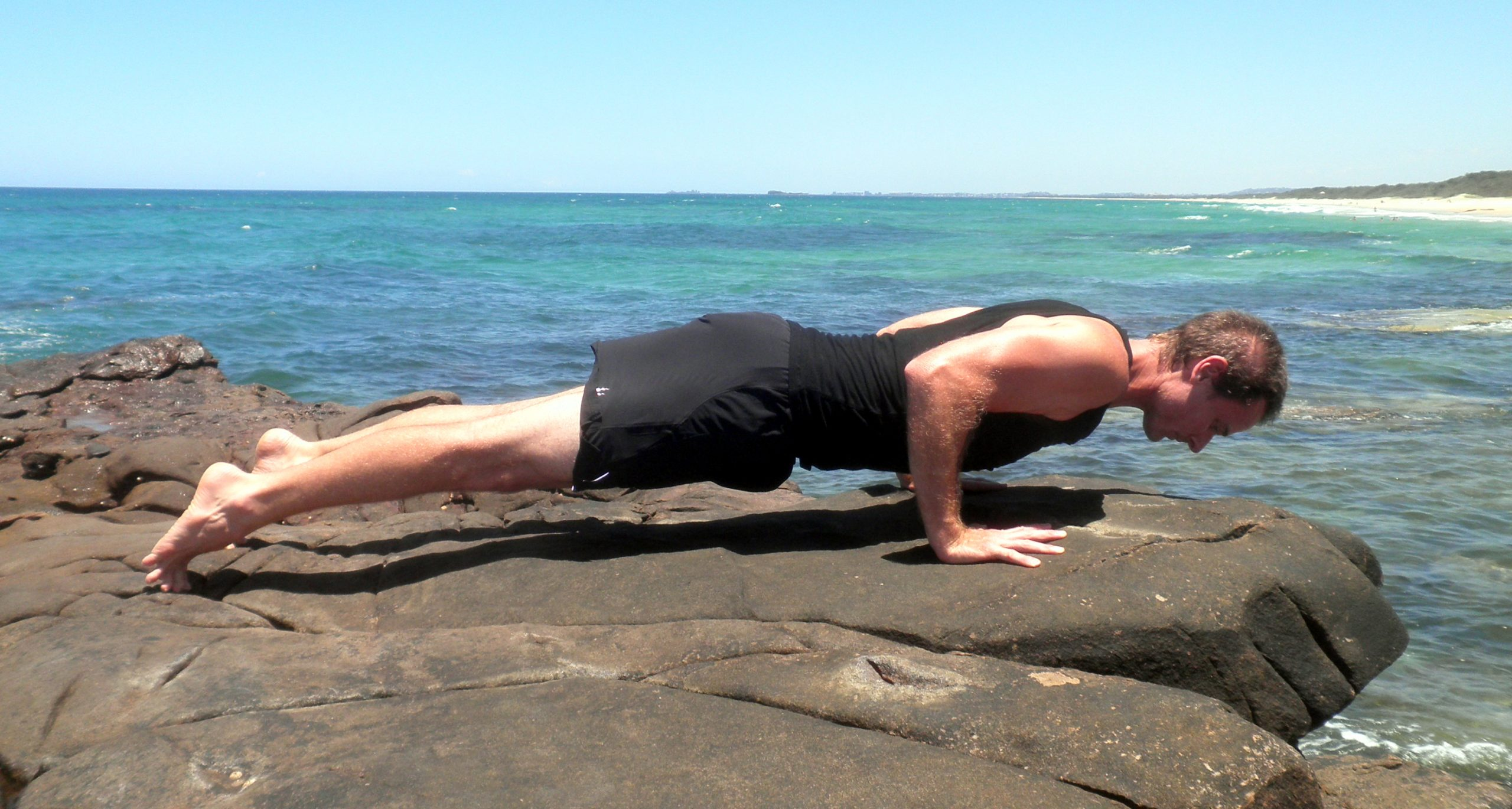 Yoga Tips – How to Plank to Chaturanga to Up Dog